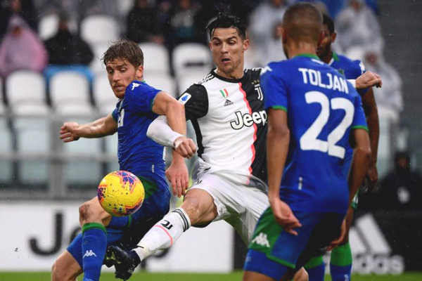 Direct Soccer Sassuolo - Juventus: