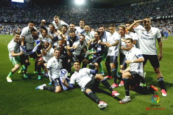 Real Madrid - Villarreal football commentary: the new king's coronation