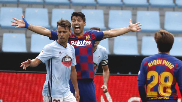 "Barca have a situation: Suarez criticized the home team to be less bravery, coach Setien ""countered"""