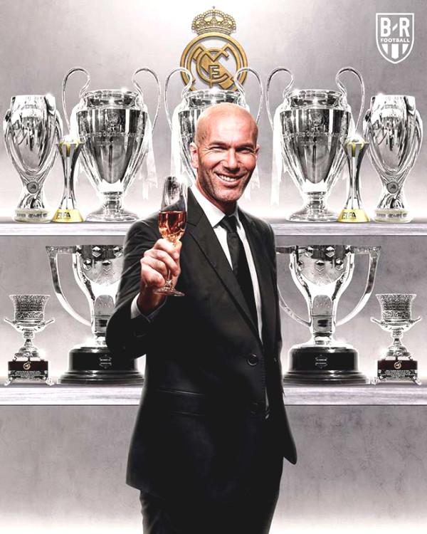 La Liga champions Real: Press