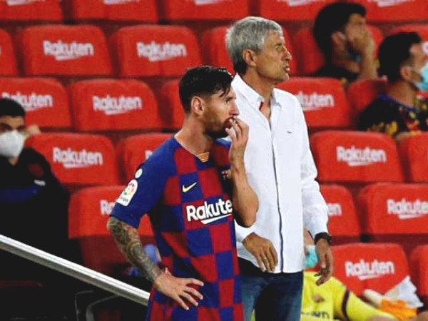 Messi is bitter, extremely harsh statements when Barca lost crown to Real