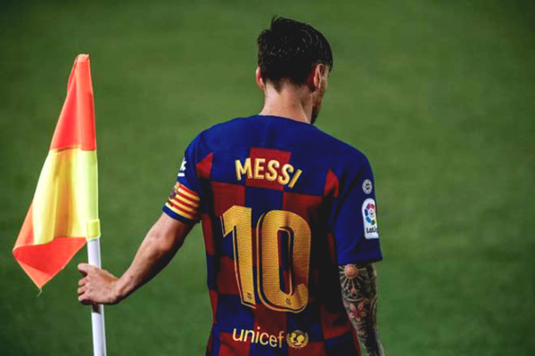 Barca took the throne La Liga: Coach Setien about to be fired immediately, Messi has supported?