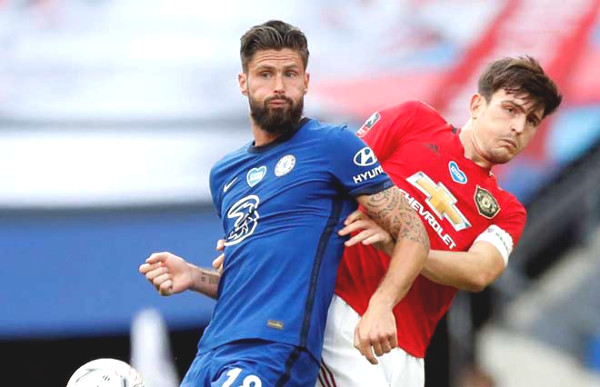 Maguire was super bad: MU Fan angrily demanded deprivation armband