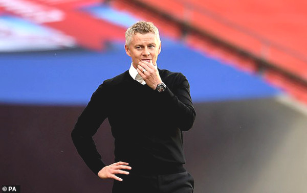 Manchester United lost to Chelsea: Suspect Solskjaer to drop the FA Cup, focusing their efforts Premier League Top 3?