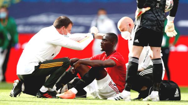 """Miserable MU: Bailly emergency hospitalization, legend wants to """"fire"""" De Gea"""