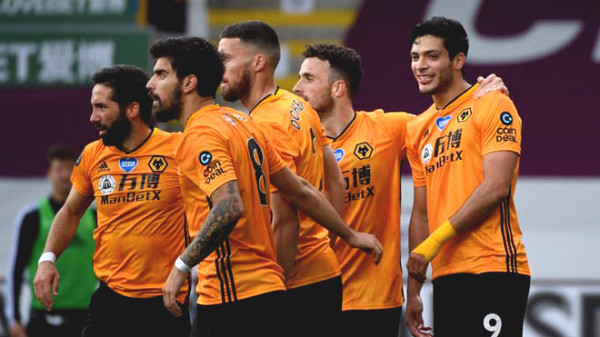 Direct Soccer Wolverhampton - Crystal Palace: 3 full points (End)