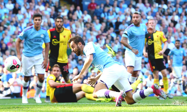 Verdict Watford Football - Man City: Pep