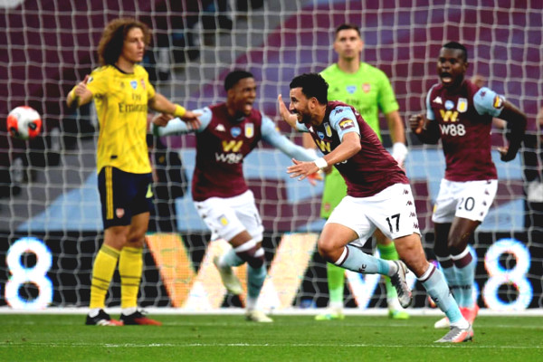 Arsenal lost to Aston Villa, welcomed sad record: Can they defeat Chelsea at FA Cup?