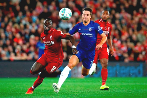 "Verdict Football Liverpool - Chelsea: Opening party at Anfield, ""gift"" for MU"