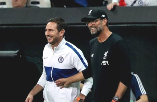 Verdict Football Liverpool - Chelsea: Opening party at Anfield,