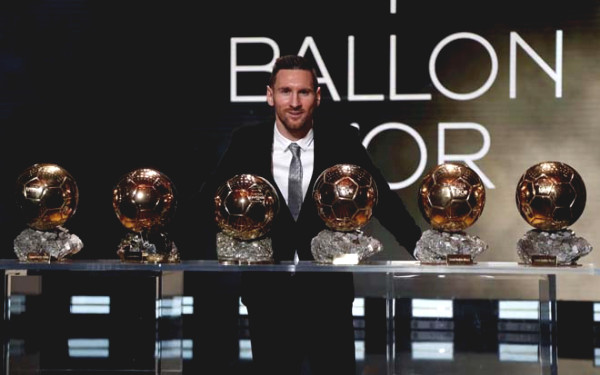 Ronaldo grudge, permanently inferior Messi Golden Ball because Covid 19?