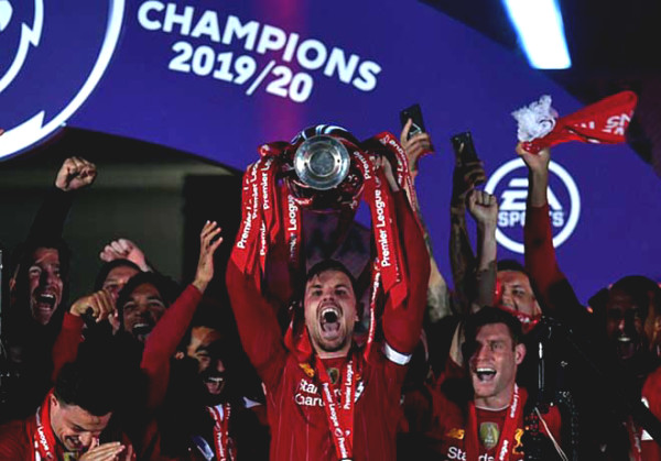 Liverpool's opening Premiership champions banquet: Unforgettable moments 30 years of waiting