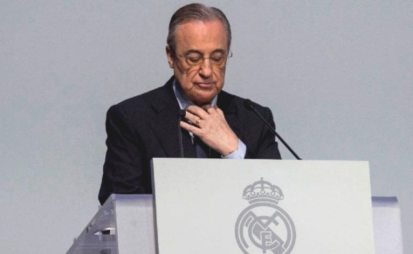 "Real gets rid of 15 players: Revealing the black list of ""boss"" Perez"