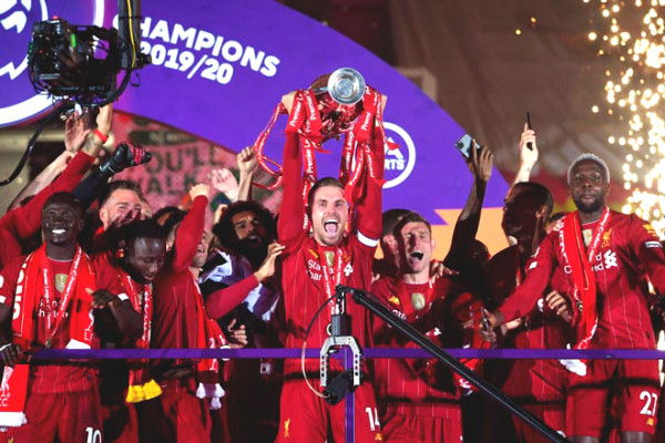 Controversy: Liverpool have the chance Premiership champions next season?