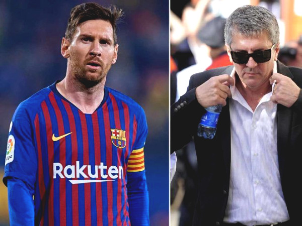 """Hot: Messi father to Italy, M10 is about to leave Barca to """"reunite"""" Ronaldo?"""