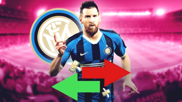 Hot: Messi father to Italy, M10 is about to leave Barca to
