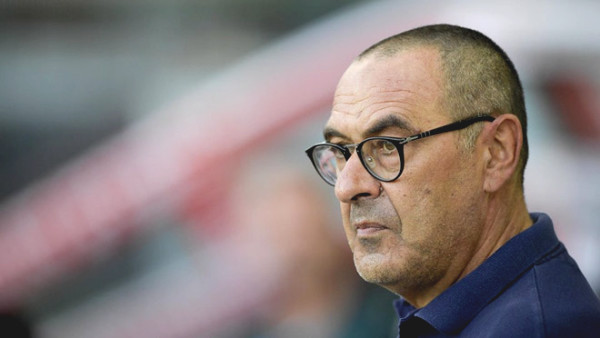 Serie A champions Juventus missed: Sarri coach yelled at students, was to both his opponents