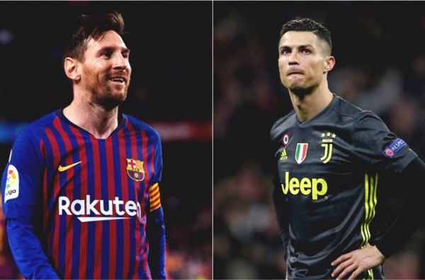 Statistics speak: Messi is the best in Europe, where does Ronaldo rank?