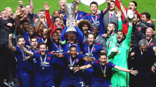 MU is the so-called champion Europa League, the biggest rival is?