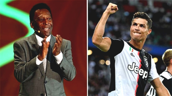 Football King: Ronaldo scored 735 goals but how far is he away from Pele?
