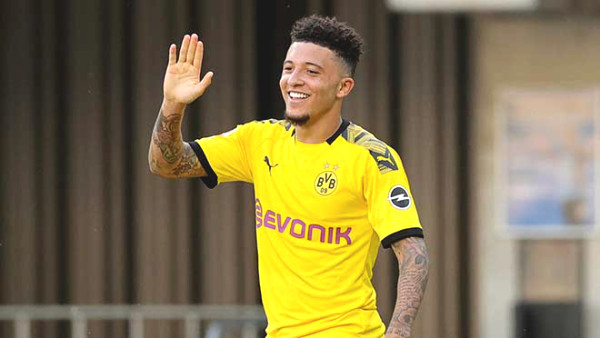 MU having variable transfer: Sancho is able to go to Liverpool, what is the truth?