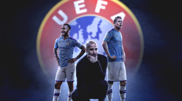 Man City have not done with Cup C1: Being exposed by German newspaper to escape the crime of perjury?