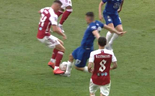 Chelsea's questionable