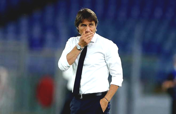 Inter may shockingly fire Conte before Wednesday, Ronaldo's old coach to replace?