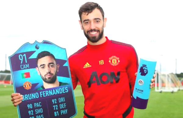 MU sublimation at Premier League: Bruno & other stars' prices increased tremendously