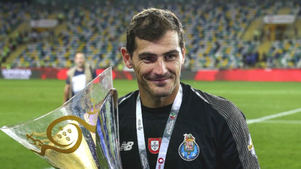 Legendary Casillas almost died of a stroke at age 39 to retire