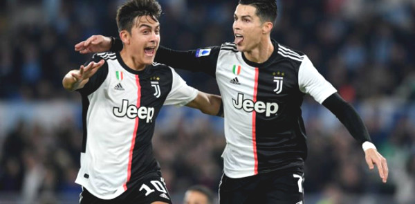 """Little Messi"" Dybala is the best of Serie A. What is Ronaldo probably mad for?"