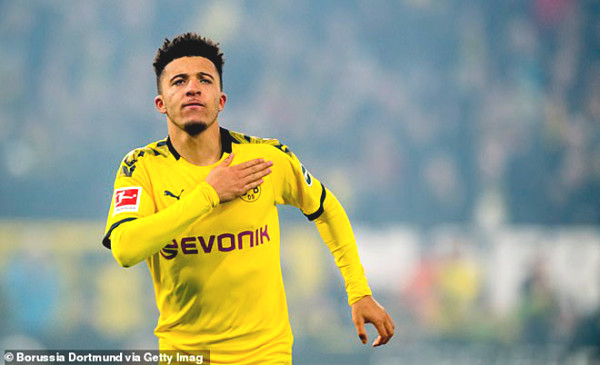 """Blockbuster"" Sancho makes MU cancelling deal, big bosses of Bayern - Dortmund argued"