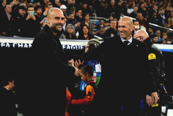 Man City - Real Madrid Verdict Football: Supreme match, a formidable mountain