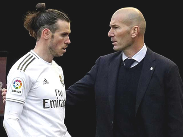 Why didn't Zidane allow Gareth Bale to play with this attitude?