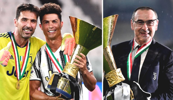 Juventus worst one decade, Ronaldo is not easy to take on ambitious outage C1