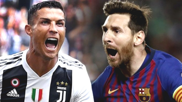 Ronaldo - Messi before Champions League match: Who is better than who?
