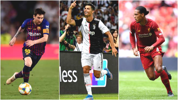 The best team of Europe: Billion Dollars superstar lineup, Messi - Ronaldo work closely