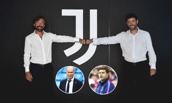 Shocking: Juventus want to replace Zidane Sarri, but Pirlo selected for this reason