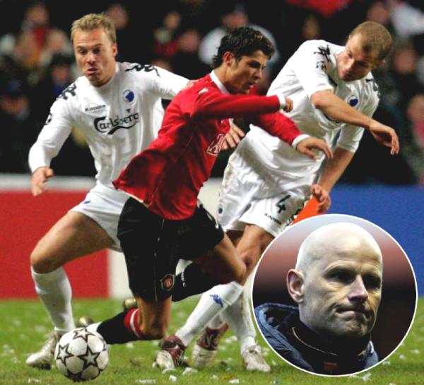 Verdict football MU - Copenhagen: let them