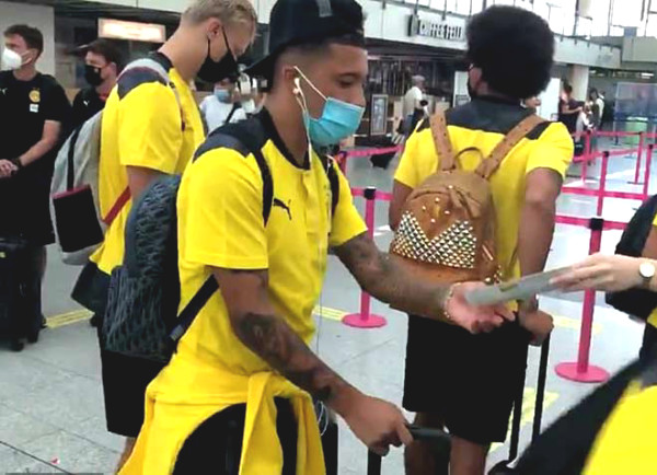 "Transfer Sancho - MU is still hot: Dortmund closed, Will ""Red Devils"" have a chance?"