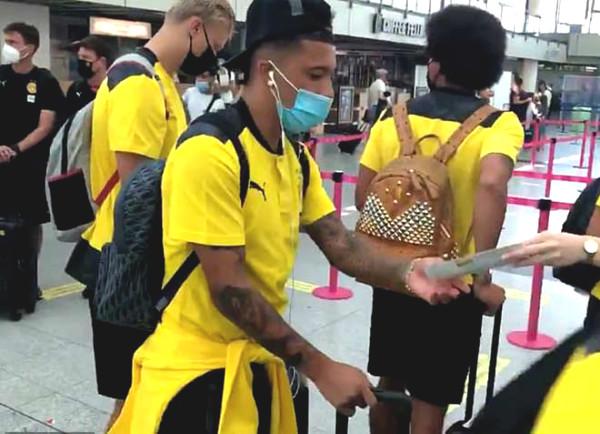 "Transfer Sancho - MU is still hot: Dortmund closed, Will ""Red Devils"" have a chance?"