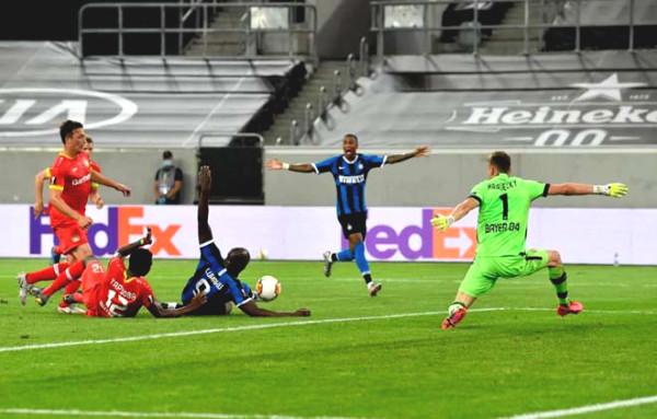 Inter's Europa League semi-final: Lukaku shine, dullness SAO 120 million euros