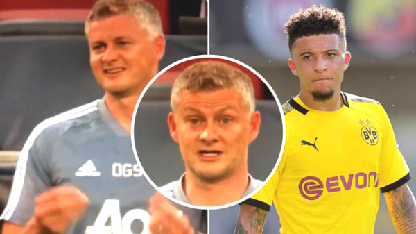 "MU's mystery of hunting ""blockbuster"" Sancho: Revealing unexpected Solskjaer dialogue"