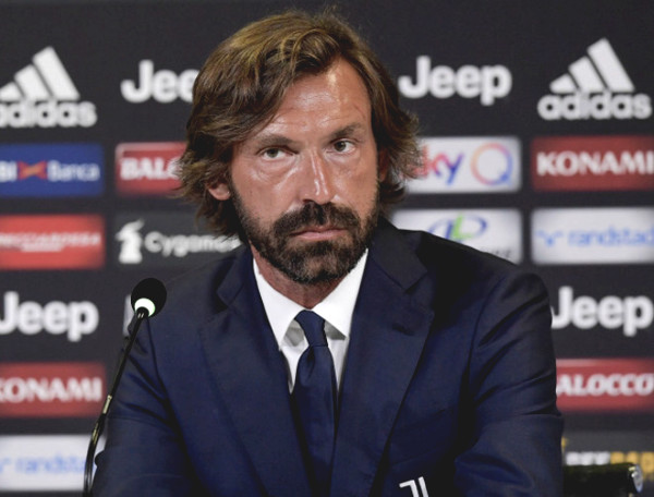 Pirlo expressed authority: Purification of the squad, Juventus has the fire 8 stars