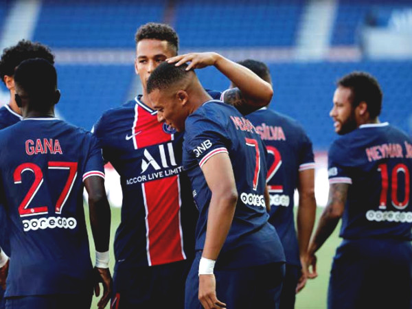 C1 Cup football commentary, Atalanta - PSG: Mbappe supporting Neymar to fight Serie A number 1 scoring machine