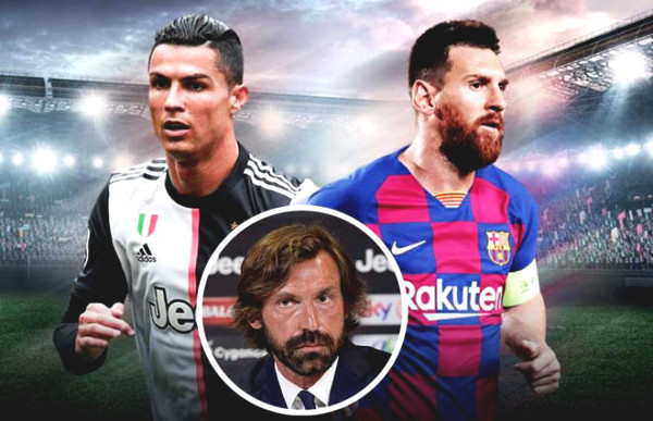 "Pirlo is just a front cover, Ronaldo is the real ""coach"" to direct Juventus?"