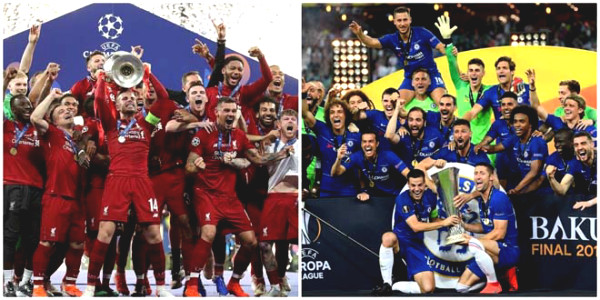 Premier League dreams of European domination: Man City to win C1 champion, MU to win Europa League