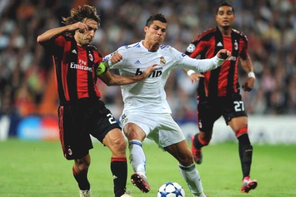 "Classic confrontation between Ronaldo - Pirlo: CR7 scored 7 times more than ""teacher"""