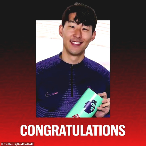 Son Heung-Min scored the best goal at Premier League: How beautiful was the blockbuster?