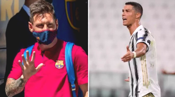 """Shocking"" Ronaldo to Barca to pair with Messi, sudden shocking new developments"